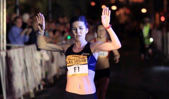 Nuta Olaru a castigat maratonul de la Las Vegas