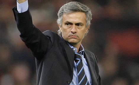 Jose Mourinho pleaca de la Real Madrid