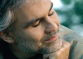 Bilete la pret redus pentru concertul Andrea Bocelli