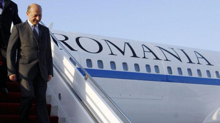 Traian Basescu pleaca luni la decernarea Premiului Nobel!
