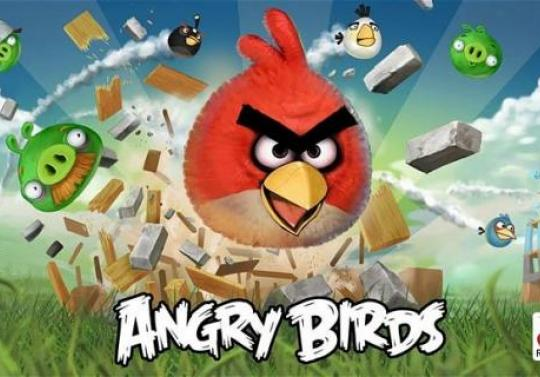 Romania, campioana europenea la Angry Birds