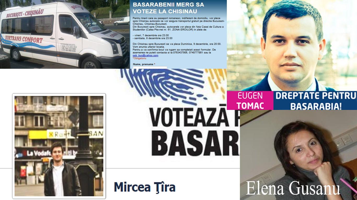 INCA O FRAUDA: Eugen Tomac duce studentii basarabeni la Chisinau sa-l voteze si le promite cate 100 de euro! VEZI DOVADA!