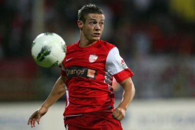 Torje, fotbalistul anului in Romania