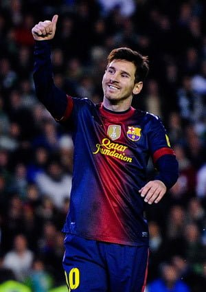 Messi a doborat recordul marelui Gerd Muller