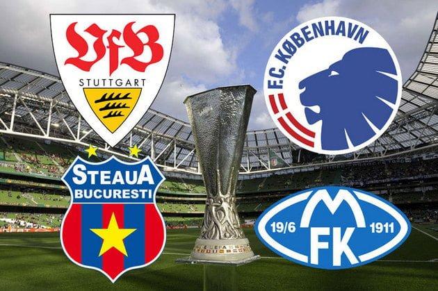 """Steaua joaca in """"iadul danez"""" pentru primavara Europa League"""