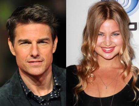 Tom Cruise are o noua iubita?