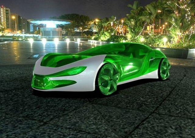 Cele mai futuriste masini ale anului 2013! GALERIE FOTO