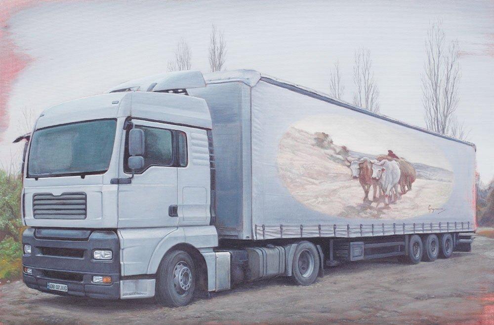 Nicolae Grigorescu, intr-o viziune moderna
