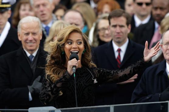 Beyonce acuzata de playback