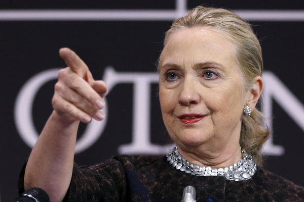 Hillary Clinton se pregateste pentru a intra in cursa pentru functia suprema in SUA