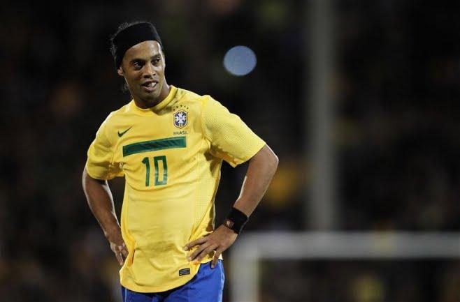 Sansa pe care Ronaldinho nu are voie sa o rateze