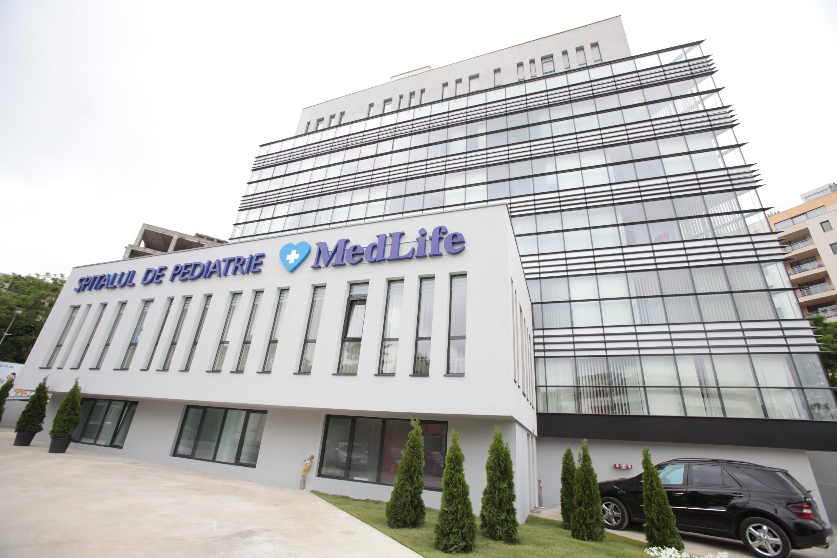 Spitalul de Pediatrie MedLife incepe colaborarea cu specialisti din Austria