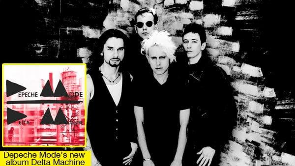 Nou album Depeche Mode