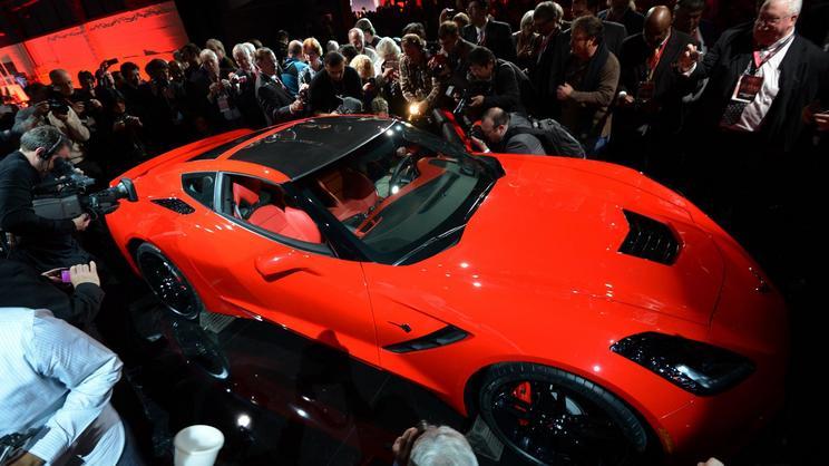 Vezi cum arata noua generatie Corvette. Se implinesc 60 de ani de la lansarea primului model. Galerie foto