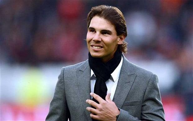 Rafael Nadal se intoarce