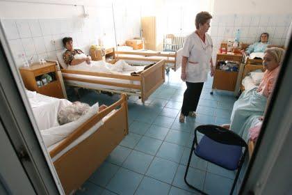 Se desfiinteaza casa de asigurari a transportatorilor. Spitalele CFR din provincie trec in subordinea Ministerului Sanatatii