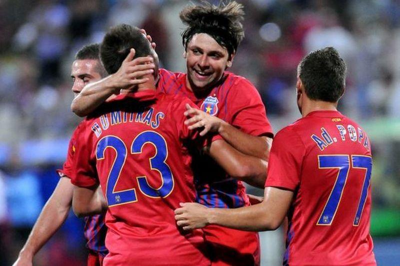 Steaua, locul 51 in lume in clasamentul cluburilor in perioada 2001-2012