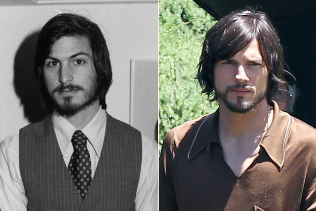 "Ashton Kutcher la spital, in urma ""regimului Steve Jobs"""