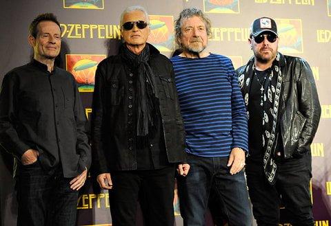 Led Zeppelin s-ar putea reuni