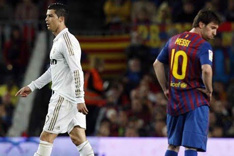 "Ronaldo a dat recital pe ""Camp Nou"""