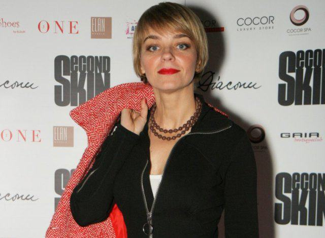 Gianina Corondan resemnata dupa concedierea de la TVR
