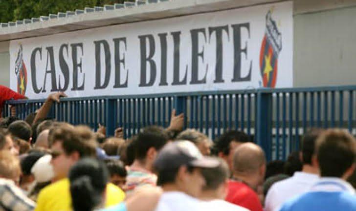 Cerere uriasa de bilete la Steaua – Chelsea