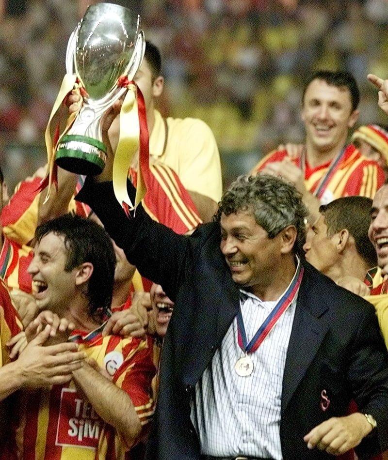 UEFA a realizat un documentar fabulos cu Hagi, Lucescu si Galatasaray Istanbul