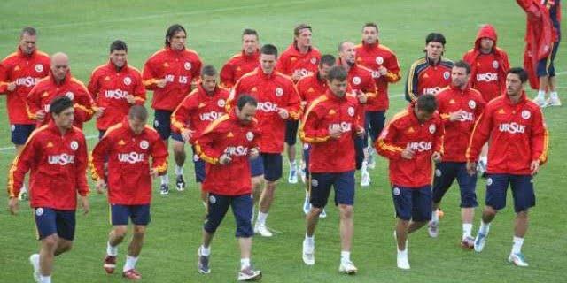 Piturca a anuntat lotul complet pentru meciurile cu Ungaria si Olanda