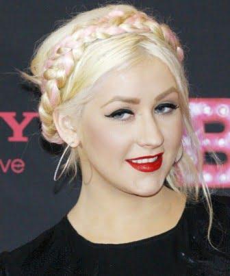 Christina Aguilera, decisa sa slabeasca
