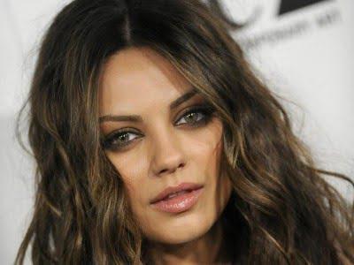 Mila Kunis: Viata personala e mai presus decat cariera!