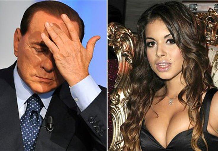 """""""Sistem de prostitutie"""" cu minore in anturajul lui Berlusconi!"""