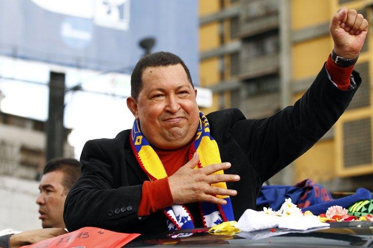 Presedintele Venezuelei Hugo Chavez a murit de cancer