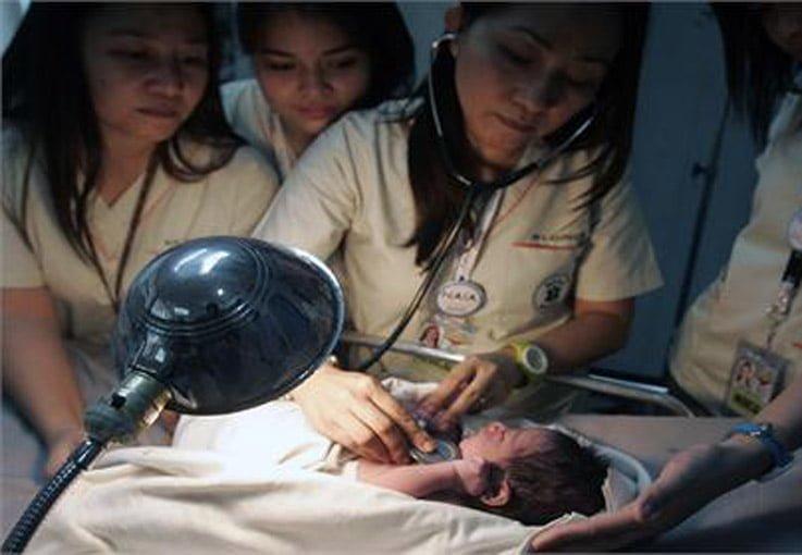 Caz unic de vindecare functionala a unui nou-nascut infectat cu HIV