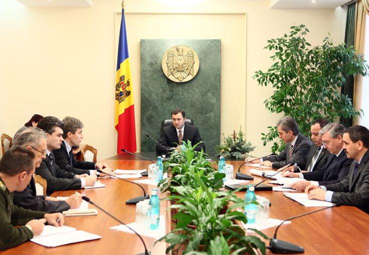 Guvernul de la Chisinau a fost demis!