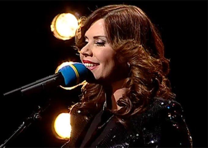 Luminita Anghel nota cu 0 la Eurovision de unul dintre jurati