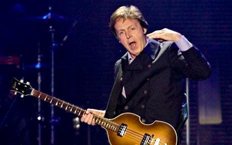 Paul McCartney pleaca intr-un nou turneu mondial