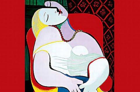 "Tabloul ""Visul"", de Picasso, vandut cu 155 de milioane de dolari"