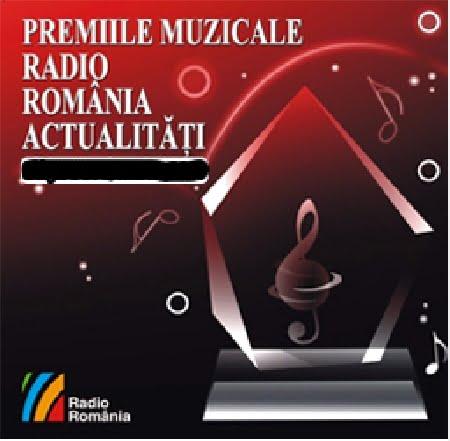 """Premiile Muzicale Radio Romania: Stefan Banica a primit trofeul """"Artistul anului 2012"""""""