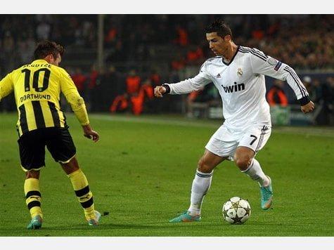 Real Madrid si Borussia Dortmund s-au calificat in semifinalele Ligii Campionilor