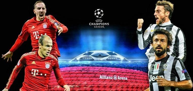 Bayern – Juventus, un meci sub semnul cifrei 9