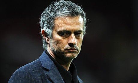 Jose Mourinho si-a anuntat plecarea de la Real Madrid