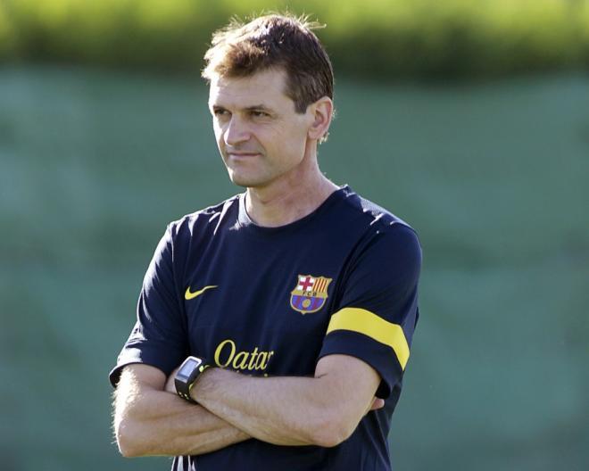 FC Barcelona are din nou antrenor