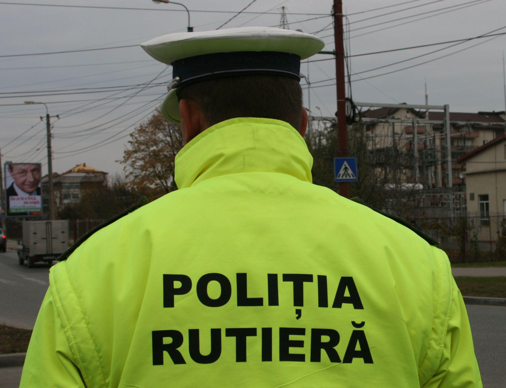 Trei politisti de la Rutiera au fost arestati pentru luare de mita!