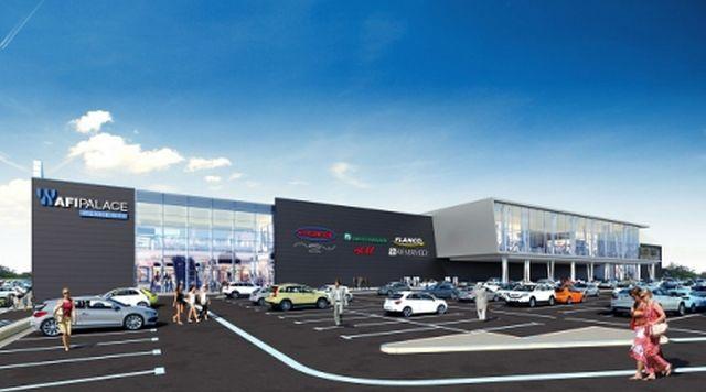 AFI Europe construieste al doilea mall din Capitala pe terenul fostei fabrici Inox!