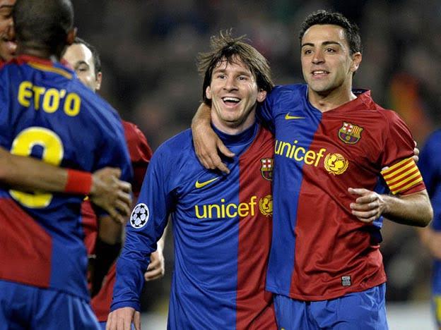 Barcelona a castigat campionatul de fotbal al Spaniei!