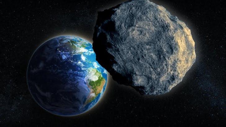 """""""Sfarsitul lumii"""" din nou in prim-plan! Un asteroid va trece in noaptea de 31 mai pe langa Pamant! VIDEO"""