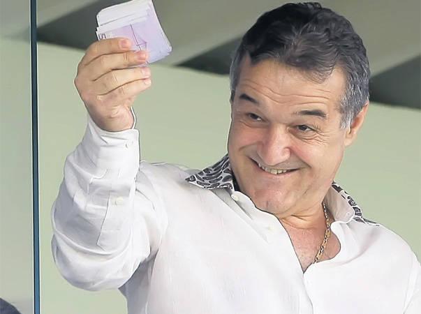 "Dezvaluiri socante din casino despre Becali: ""Gigi Becali urla, tipa, se scalambaia, facea scandal """
