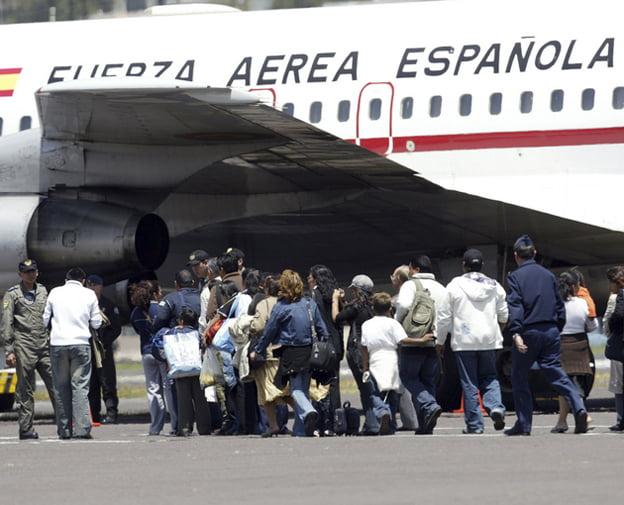 """""""Capsunarii"""" se intorc: Peste 30.000 de romani au parasit Spania in ultimul an!"""