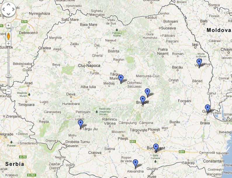 Investitorii straini au in plan mai multe proiecte de malluri in Romania! Vezi HARTA mallurilor care apar in urmatorii ani!