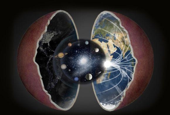 Detaliile misterioase din interiorul Pamantului: Oamenii traiesc pana la 900 de ani! VIDEO
